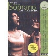 CANTOLOPERA Arie per Soprano Vol.2