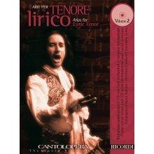 CANTOLOPERA Arie per Tenore lirico Vol.2