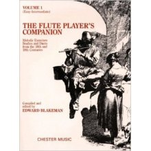 BLAKEMAN E. The Flute Player's Companion (vol.2)