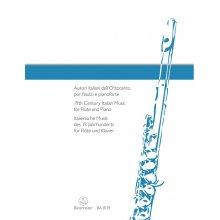 Autori Italiani dell'Ottocento per Flauto e Pianoforte