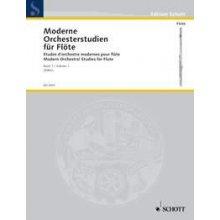 ZOLLER K. moderne Orchester-Studien Band I