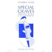 ALVIM C. Special Graves pour Contrabasse Jazz
