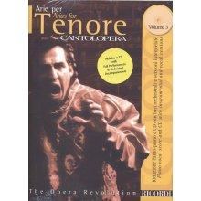 CANTOLOPERA Arie per Tenore Vol.3
