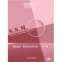 LIZARD-UNTERBERGER Scuola superiore di Musica - Basso Elettrico (3-4)