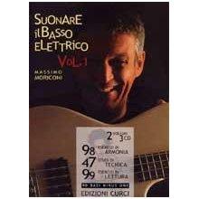 MORICONI M. Suonare il Basso Elettrico Vol.1