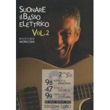 MORICONI M. Suonare il Basso Elettrico Vol.2