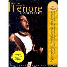 CANTOLOPERA Arie per Tenore Vol.5