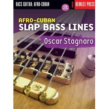 STAGNARO O. Afro-Cuban slap bass lines