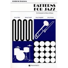 AA.VV. Patterns for Jazz (Bass instruments)