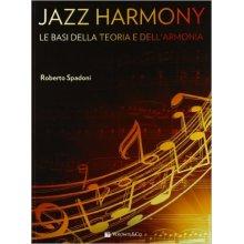 SPADONI R. Jazz Harmony - le basi della teoria