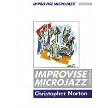 NORTON C. Improvise microjazz for piano solo