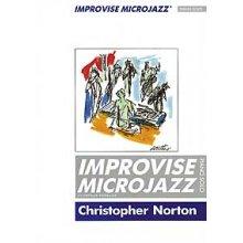 NORTON C. Improvise microjazz for piano solo