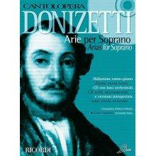 CANTOLOPERA Donizetti Arie Per Soprano