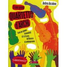 ANZALONE A. Il mio primo quartetto d'archi
