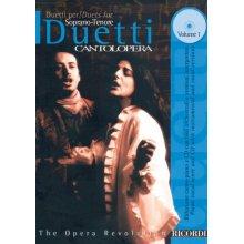 CANTOLOPERA Duetti Vol.1 (Soprano e Tenore)