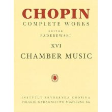 CHOPIN F. Chamber Music