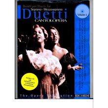 CANTOLOPERA Duetti Vol.2 (Soprano e Mezzosoprano)
