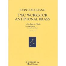 CORIGLIANO J. Two works for antiphonal brass