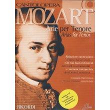 CANTOLOPERA Mozart Arie per Tenore Vol.1