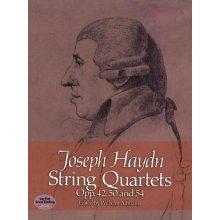 HAYDN F.J. String Quartets Op.42, 50, 54