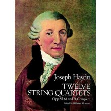 HAYDN F.J. Twelve String Quartets Op.55, 64, 71