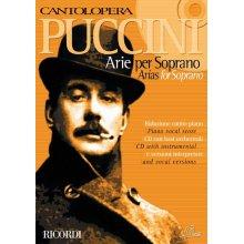 CANTOLOPERA Puccini - Arie per Soprano Vol.1