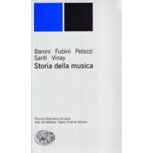 BARONI-FUBINI Storia della Musica