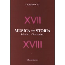CALI L. Musica nella Storia dal Mille al Rinascimento