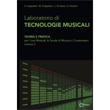 Cappellani-D'Agostino Laboratorio di Tecnologie Musicali (vol.2)
