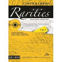 CANTOLOPERA Rarità - Arie per Tenore Vol.2