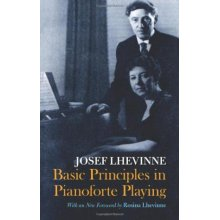 LHEVINNE J. Basic Principles in Pianoforte Playing