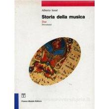 IESUE' A. Storia della Musica (cofanetto due volumi)