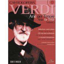 CANTOLOPERA Verdi - Arie per Tenore (Vol.2)