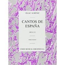 ALBENIZ I. Cantos de Espana Opus 232