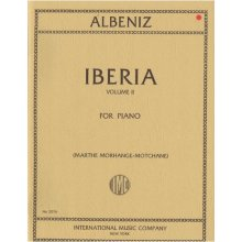 ALBENIZ I. Iberia Vol.II