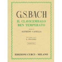 BACH J.S. Il Clavicembalo ben Temperato (vol.II) Casella