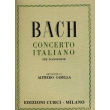 BACH J.S. Concerto Italiano (Casella)