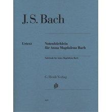 BACH J.S. Notenbuchlein fur Anna Magdalena Bach
