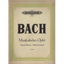 BACH J.S. Musikalisches Opfer (Czerny)