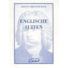 BACH J.S. Englische Suiten