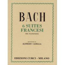 BACH J.S. 6 Suites Francesi (Casella)
