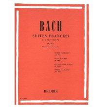 BACH J.S. 6 Suites Francesi (Mugellini)