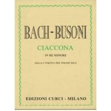 BACH-BUSONI Ciaccona in Re minore