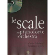 BALZARETTI-GRECO Le scale per pianoforte e orchestra