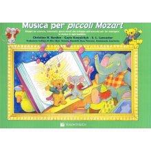AA.VV. Musica per piccoli Mozart (Compiti-2)