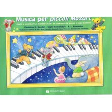 AA.VV. Musica per piccoli Mozart (Lezioni-2)