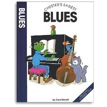 BARRATT C. I piu' facili Blues per Pianoforte