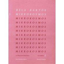 BARTOK B. Mikrokosmos (vol.3)
