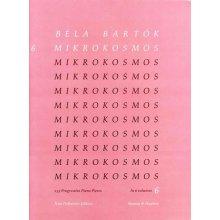 BARTOK B. Mikrokosmos (vol.6)