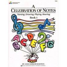 BASTIEN J. A Celebration of Notes (Book 1)